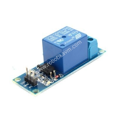 1-Way-12V-Relay-Module---Tekli-12V-Role-Karti