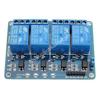 4-Way-5V-Relay-Module---4′lu-5V-Role-Karti