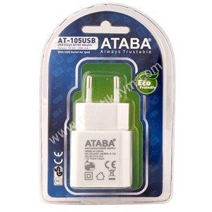 5V-1000mA-USB-cikisli-Adaptor---AT-105USB