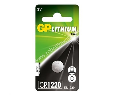 GP-CR1220-3V-Pil