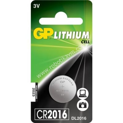 GP-CR2016-3V-Pil