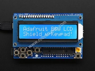 LCD-Shield-Kit-w--16x2-Character-Display-(Mavi---Beyaz)