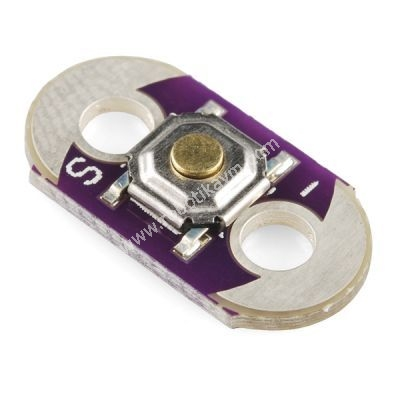 LilyPad Button Board