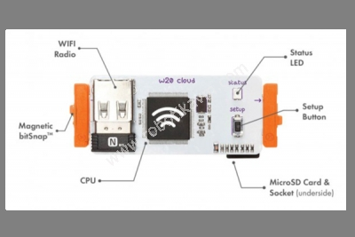 LittleBits-CloudBits-Modul