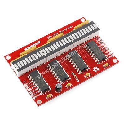 SparkFun-Led-Bar-Karti---Bar-Graph-Breakout-Kit
